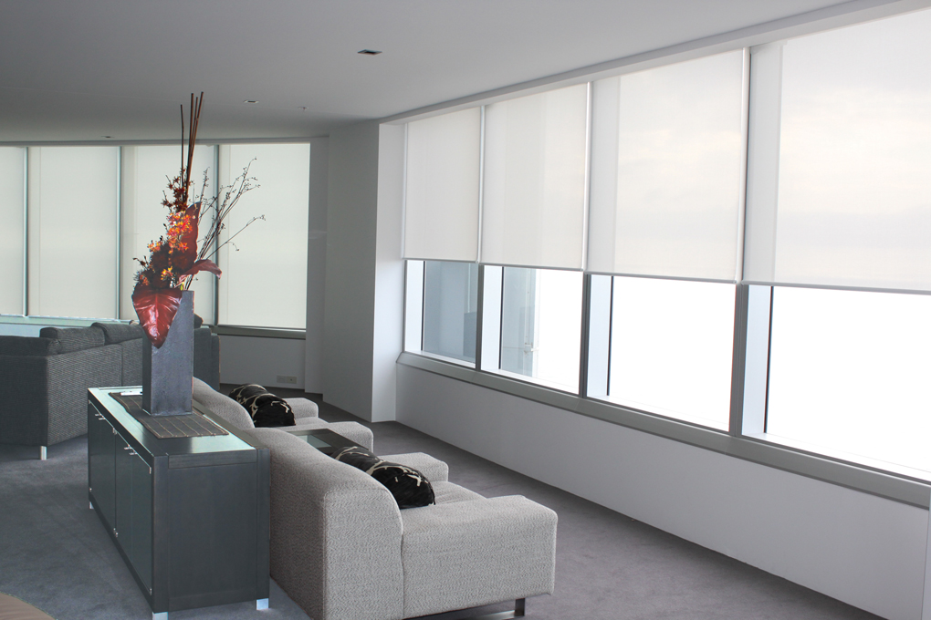 Roller blinds in melbourne get in touch for free measure for What does light filtering blinds mean