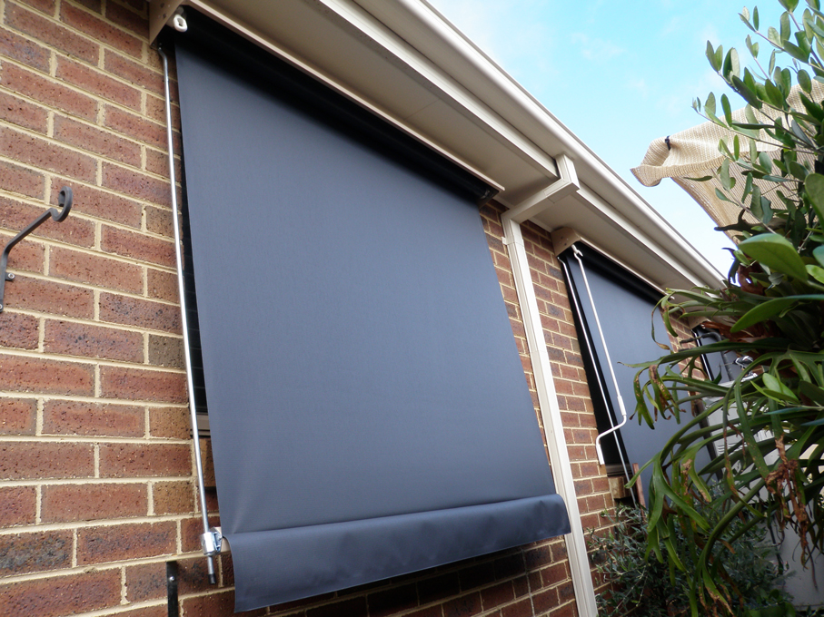 Window blinds sunshade awnings in melbourne for Window awnings